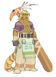 Rating: Safe Score: 3 Tags: breath_of_fire breath_of_fire_iv cray male yoshikawa_tatsuya User: Radioactive
