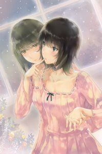 Rating: Safe Score: 33 Tags: dress flowers innocent_grey sugina_miki takasaki_chidori yaegaki_erika yuri User: Hatsukoi