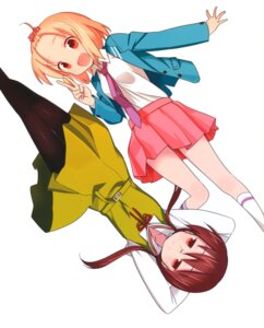 Rating: Safe Score: 11 Tags: a_channel kuroda_bb momoki_run pantyhose tennouji_nagisa User: HIGHGOOD525