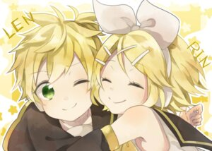 Rating: Safe Score: 13 Tags: headphones kagamine_len kagamine_rin shinotarou_(nagunaguex) vocaloid User: Dreista