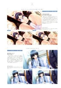 Rating: Questionable Score: 20 Tags: hasekura_airi misaki_kurehito ushinawareta_mirai_wo_motomete User: Twinsenzw