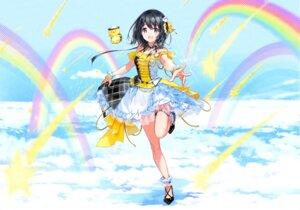Rating: Safe Score: 33 Tags: garter see_through skirt_lift tiv User: fairyren