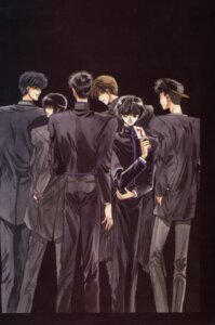 Rating: Safe Score: 2 Tags: clamp male shirou_kamui sumeragi_subaru x User: hyde333
