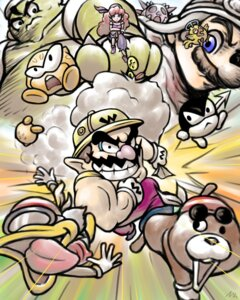 Rating: Safe Score: 3 Tags: captain_syrup cleavage pointy_ears tagme wario wario_land User: piejo66
