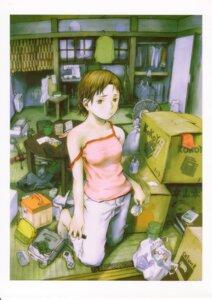 Rating: Safe Score: 6 Tags: abe_yoshitoshi User: Radioactive