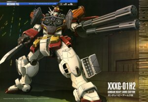 Rating: Safe Score: 17 Tags: gun gundam gundam_wing mecha ueda_youichi User: Radioactive