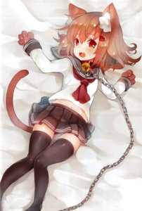 Rating: Questionable Score: 31 Tags: ikazuchi_(kancolle) kantai_collection suzuho_hotaru User: Radioactive
