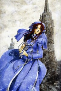 Rating: Safe Score: 1 Tags: esther_blanchett thores_shibamoto trinity_blood User: Radioactive