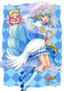 Rating: Questionable Score: 6 Tags: dress heels hugtto!_precure kawamura_toshie User: drop