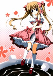 Rating: Safe Score: 37 Tags: dress korie_riko User: Twinsenzw