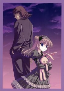 Rating: Safe Score: 10 Tags: kamikawa_mayuko nanao_naru sola tsujido_takeshi User: crim