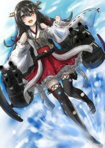 Rating: Safe Score: 32 Tags: haruna_(kancolle) japanese_clothes kantai_collection kurenai_koucha thighhighs User: Mr_GT