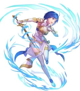 Rating: Questionable Score: 16 Tags: armor catria dress fire_emblem fire_emblem_echoes fire_emblem_heroes kakage nintendo sword thighhighs User: fly24