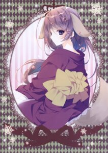 Rating: Questionable Score: 16 Tags: animal_ears inugami_kira necotoxin tail yukata User: Radioactive