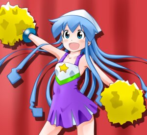 Rating: Questionable Score: 16 Tags: cheerleader cosplay ikamusume lucky_star rokushaku_neko shinryaku!_ikamusume User: 椎名深夏