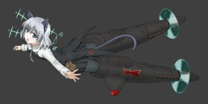 Rating: Safe Score: 6 Tags: animal_ears makkii pantyhose sanya_v_litvyak strike_witches tail User: Radioactive