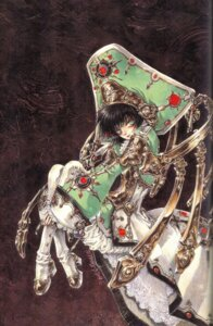 Rating: Safe Score: 5 Tags: binding_discoloration dress seth_nightroad thighhighs thores_shibamoto trinity_blood User: Radioactive