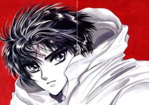 Rating: Safe Score: 1 Tags: clamp gap male shirou_kamui x User: Share