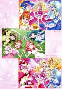 Rating: Questionable Score: 3 Tags: akagi_towa amanogawa_kirara dress go!_princess_pretty_cure haruno_haruka kaidou_minami pretty_cure tagme thighhighs User: Radioactive