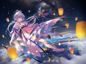 Rating: Safe Score: 36 Tags: dress luo_tianyi tid vocaloid User: BattlequeenYume