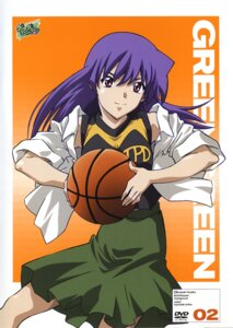 Rating: Safe Score: 4 Tags: basketball disc_cover green_green kutsuki_futaba open_shirt seifuku User: blooregardo