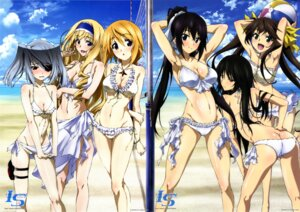 Rating: Safe Score: 128 Tags: anno_masato ass bikini cecilia_alcott charlotte_dunois cleavage color_gap eyepatch fixme huang_lingyin infinite_stratos laura_bodewig orimura_chifuyu shinonono_houki swimsuits User: GUNDAM