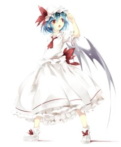 Rating: Safe Score: 13 Tags: gorilla_(bun0615) megane remilia_scarlet touhou wings User: Radioactive