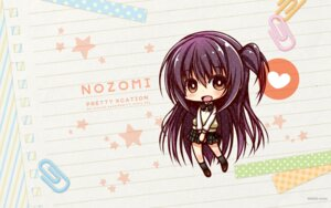 Rating: Safe Score: 28 Tags: asagiri_nozomi chibi hibiki_works oryou pretty_x_cation seifuku wallpaper User: 櫻井浩美