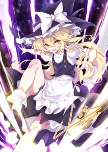 Rating: Safe Score: 32 Tags: kirisame_marisa shanyao_jiang_tororo touhou witch User: Mr_GT