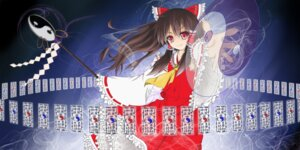 Rating: Safe Score: 17 Tags: cosmos-pic hakurei_reimu miko touhou User: aihost