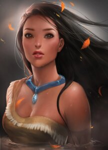 Rating: Safe Score: 50 Tags: cleavage pocahontas sakimichan wet User: itsu-chan