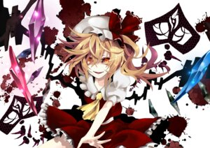 Rating: Safe Score: 10 Tags: flandre_scarlet kyou_zip touhou User: Radioactive