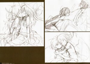 Rating: Explicit Score: 19 Tags: cunnilingus gekidoku_shoujo ke-ta loli monochrome sketch touhou yuri User: Radioactive