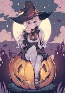 Rating: Safe Score: 34 Tags: cleavage halloween parororo thighhighs witch User: Mr_GT