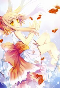 Rating: Safe Score: 35 Tags: dress hinayuki_usa see_through User: SubaruSumeragi
