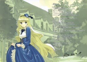 Rating: Safe Score: 26 Tags: alice alice_in_wonderland fancy_fantasia fixed lolita_fashion ueda_ryou User: MosquitoJack