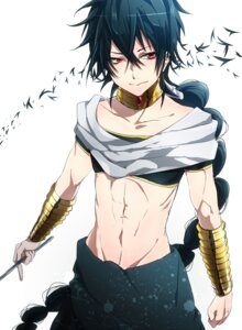 Rating: Safe Score: 5 Tags: judal kirinin magi_the_labyrinth_of_magic male User: charunetra
