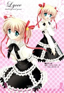Rating: Safe Score: 9 Tags: kamikita_komari little_busters! lolita_fashion sugiyama_genshou User: Radioactive