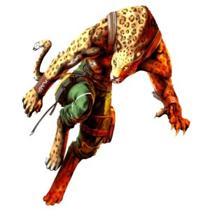 Rating: Safe Score: 5 Tags: bloody_roar monster shina_the_leopard User: Radioactive