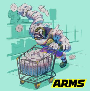 Rating: Questionable Score: 4 Tags: arms master_mummy nintendo User: fly24