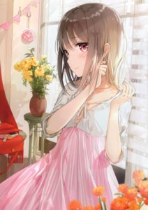 Rating: Safe Score: 78 Tags: dress fuumi tagme User: kiyoe