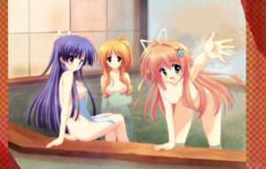 Rating: Questionable Score: 56 Tags: bathing detexted hoshizora_e_kakaru_hashi koumoto_madoka nakatsugawa_ui naked screening toudou_tsumugi towel yanagi_shinsuke User: Onpu