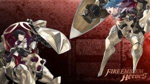 Rating: Questionable Score: 3 Tags: armor cleavage fire_emblem fire_emblem_heroes kozaki_yuusuke mecha_musume monster_girl nintendo otr reginn wallpaper User: fly24