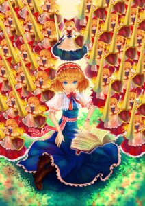 Rating: Safe Score: 3 Tags: alice_margatroid antherlandrolia touhou User: Radioactive
