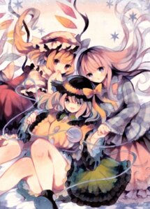 Rating: Safe Score: 20 Tags: flandre_scarlet hata_no_kokoro komeiji_koishi touhou wings wiriam07 User: mattiasc02