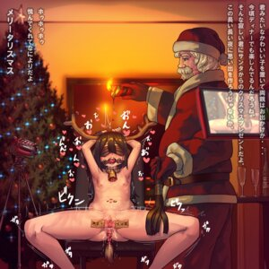 Rating: Explicit Score: 94 Tags: anal_beads bondage christmas horns loli naked nipples pussy pussy_juice uncensored yamada_(gotyui) User: Mr_GT