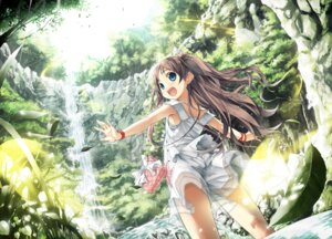 Rating: Safe Score: 57 Tags: cura dress lose monobeno sawai_natsuha see_through User: Twinsenzw
