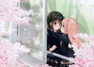 Rating: Safe Score: 49 Tags: koruri seifuku sweater yuri User: Hatsukoi