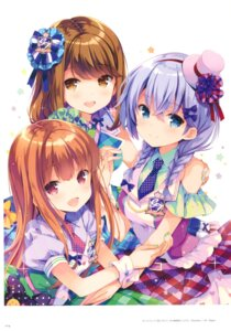 Rating: Safe Score: 66 Tags: asahina_momoko girlfriend_(kari) murakami_fumio qp:flapper shiina_kokomi tagme User: Twinsenzw