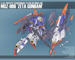 Rating: Safe Score: 7 Tags: gundam mecha wallpaper zeta_gundam User: Radioactive